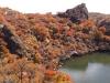 くじゅう大船山御池の紅葉 1