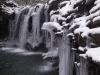 くじゅう暮雨の滝