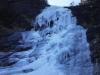 大崩山(おおくえやま)系の落水の滝