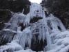 英彦山のまぼろしの滝 四王寺の滝