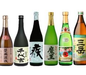 現代の名工&銘酒特別限定6本小瓶ギフト